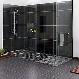 Creation salle de bains vue 1 - Artisan André