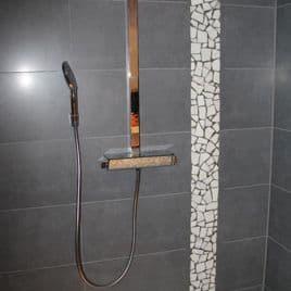 Creation salle de bains vue 4 - Artisan André