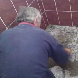 Creation salle de bains vue 6 - Artisan André